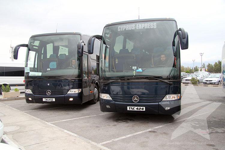 Kıbrıs Otobüs Transfer