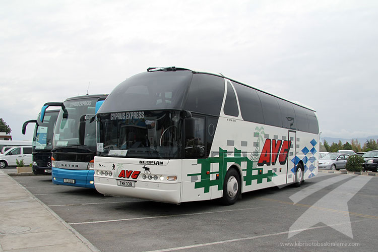 Kıbrıs Otobüs Kiralama Fiyatları